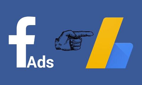 fb ads to Adsense