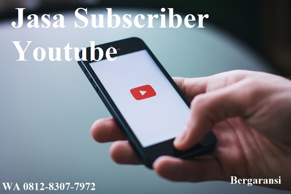 Jasa Subscriber Youtube