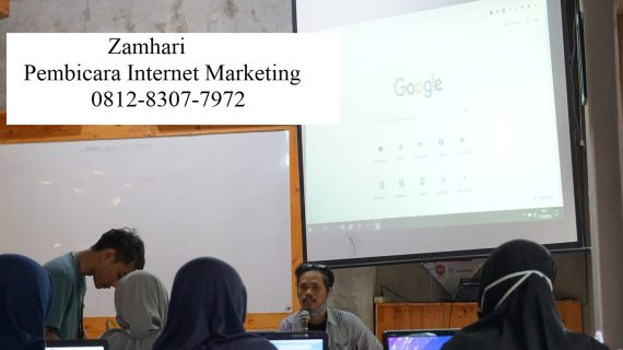 30+ PEMBICARA INTERNET MARKETING PALING DICARI
