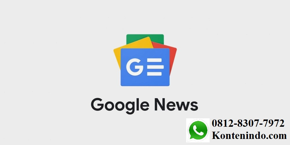 jasa daftar website ke Google News