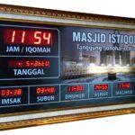 Harga Jam Digital Masjid Terbaru